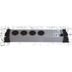 STDL4-4-D Schaltsteckdosenleiste