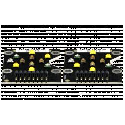 2 Stück Haupt-LED-Boards für Mitras LX 6000