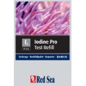 Red Sea Iodine (Jod) Pro Test Refill