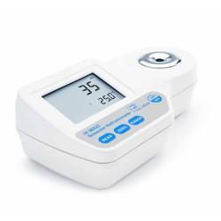 HANNA instruments Digital-Refraktometer für den Salzgehalt in Meerwasser