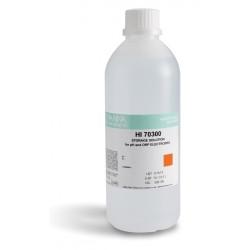 HANNA instruments Aufbewahrungslösung für Elektroden, 500 ml Flasche
