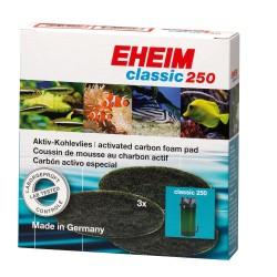 EHEIM Aktivkohlevlies für classic 250 (2213)