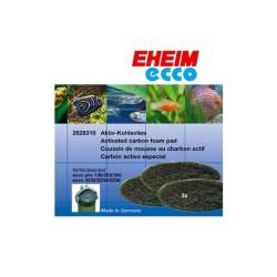 EHEIM Aktivkohlevlies für ecco 2231-2235, ecco comfort 2232-2236 und eccopro 130-300