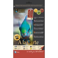 Aquarium Systems A la Carte Herbivore Diet Granulat Maxi 30g