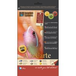 Aquarium Systems A la Carte Omnivore Diet Granulat Maxi 30g