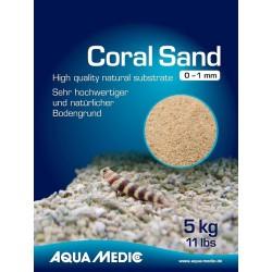 Aqua Medic Coral Sand 0 - 1 mm 5 kg Beutel