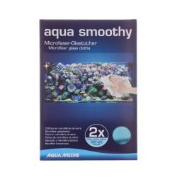 Aqua Medic aqua smoothy Microfaser-Glastuch 2 Stück