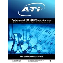 ATI ICP-OES Wasseranalyse Set, 3 Stück
