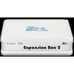 GHL ProfiLux Expansion Box 2, weiß, Schuko (PL-1232)