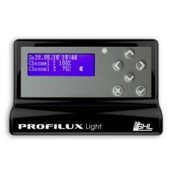 GHL ProfiLux Light, schwarz, Schuko (PL-1327)