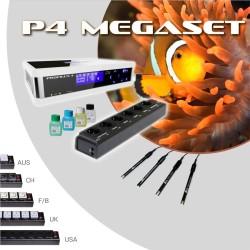 GHL ProfiLux 4 Mega-Set, Schwarz, Schuko (PL-1417)