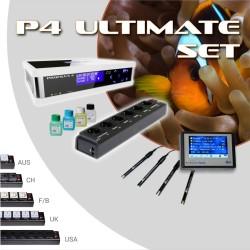 GHL ProfiLux 4 Ultimate-Set, Schwarz, Schuko (PL-1429)
