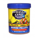 Omega Sea Marine Small Pellets mit Knoblauch 126 g (4,5oz)