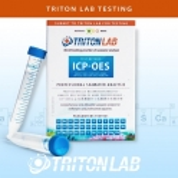 Triton profesionelle Wasseranalyse ICP-OES Analyse