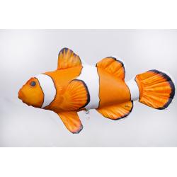 Gaby falscher Clownfisch Kissen, ca. 56 cm lang