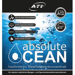 ATI Absolute Ocean 8.33-fach konzentriertes Meerwasser 20,4 Liter