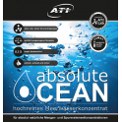 ATI Absolute Ocean 8.33-fach konzentriertes Meerwasser 2,04 Liter