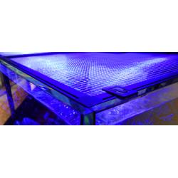 Red Sea DIY Aquarien Netzabdeckung 120x80 cm (inkl. 1 Universalausschnitt)