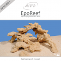 ATI EpoReef Aquascaping Construction Rocks 9 kg Set