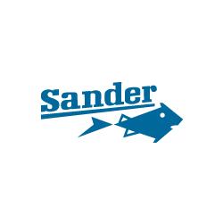 Sander Luftmengenanzeiger 50-500 l/h