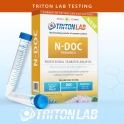 Triton N-DOC Lab - professionelle Wasseranalyse