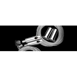 GIesemann Stahlseilaufhängung GEMINI / STELLAR Y-380mm