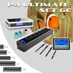 GHL ProfiLux 4 Ultimate-Set 6E, Schwarz, Schuko (PL-1739)