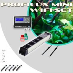 GHL ProfiLux Mini WiFi-Set, Schwarz, Schuko (PL-1814)
