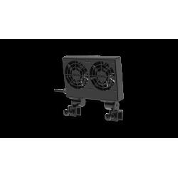 GHL PropellerBreeze 3 - 2 Lüfter, schwarz (PL-1670)