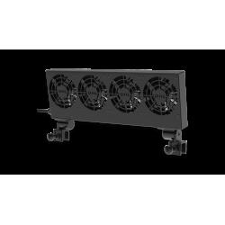 GHL PropellerBreeze 3 - 4 Lüfter, schwarz (PL-1674)