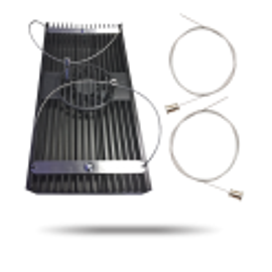 Aqua Illumination Seilaufhängung Einzelleuchte HD32/64