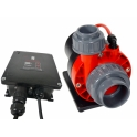Royal Exclusiv Red Dragon® 3 Speedy HIGHPRESSURE 100 Watt / 9,0m³ / Hirschmann Steckverbindung / 10V