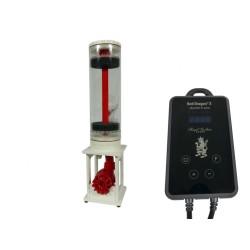 Royal Exclusiv COMPACT Dreambox - Patronen - Medienfilter Ø 100mm 2.0 Liter Volumen mit Red Dragon® X 40 Watt / 3m³