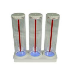 Royal Exclusiv Dreambox - Dosierbehälter / Dosierstation 12 Liter Volumen