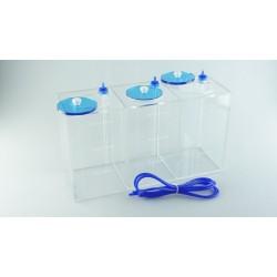 Aquarioom Flüssigkeitsbehälter für Dosieranlagen 3 x 1500ml